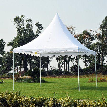 Outsunny 12' x 12' Heavy Duty Pagoda Canopy Event Tent w