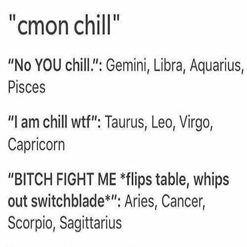 What astrological sign am i compatible with