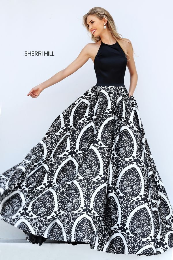 Homecoming dresses sherri hill 2017