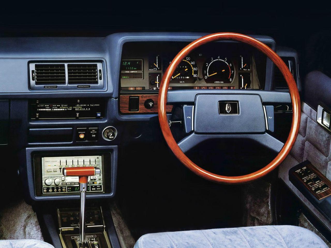 1980 Toyota Mark II