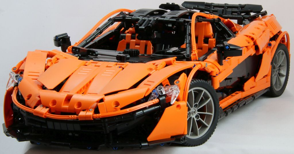 Mclaren P1 Best Lego Sets Lego Cars Lego Creations