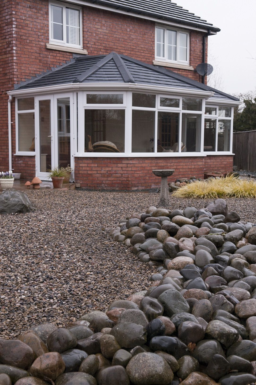 #Equinox tiled roof system from Eurocell http://www ...