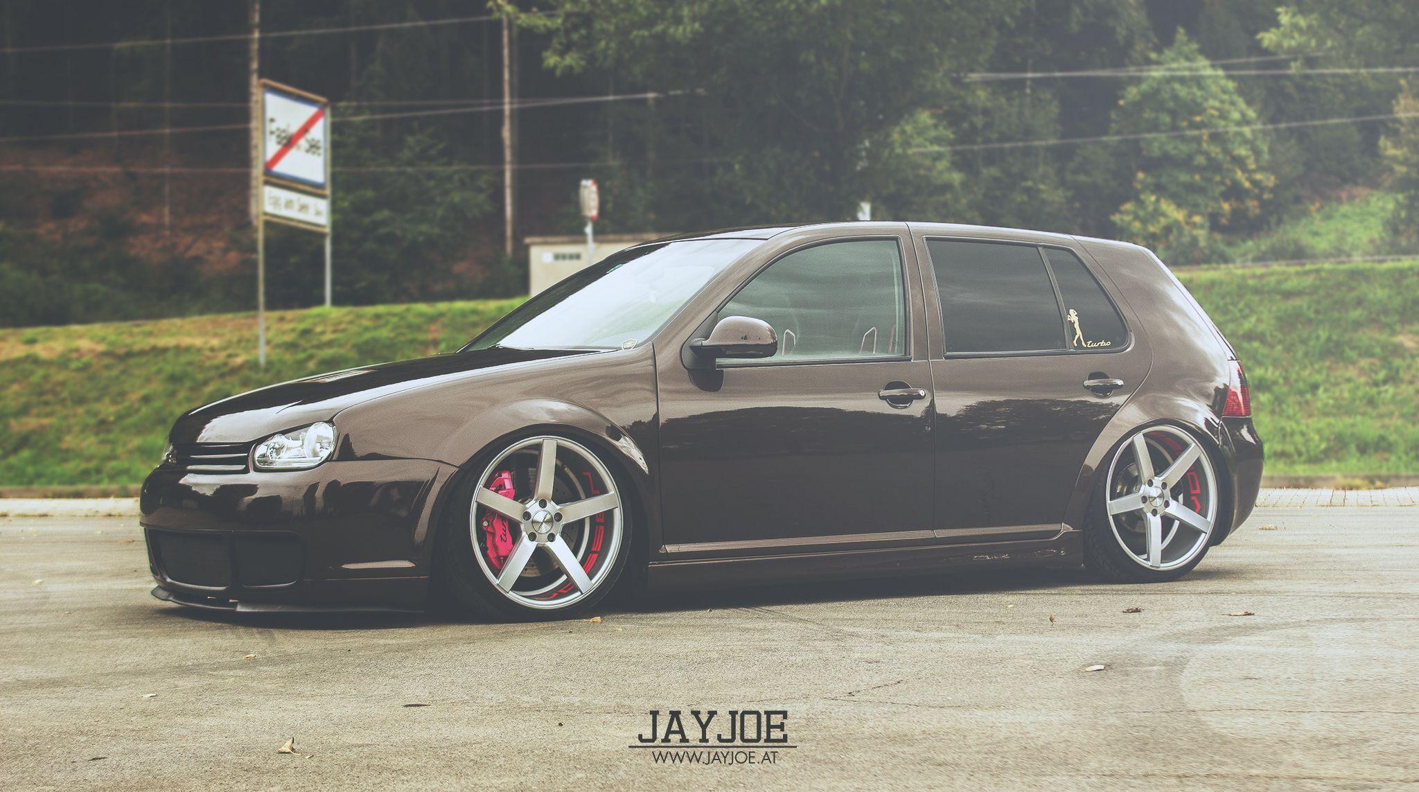 VW GOLF MK4 GTI www.jayjoe.at | VDUBS | Pinterest | Golf ...