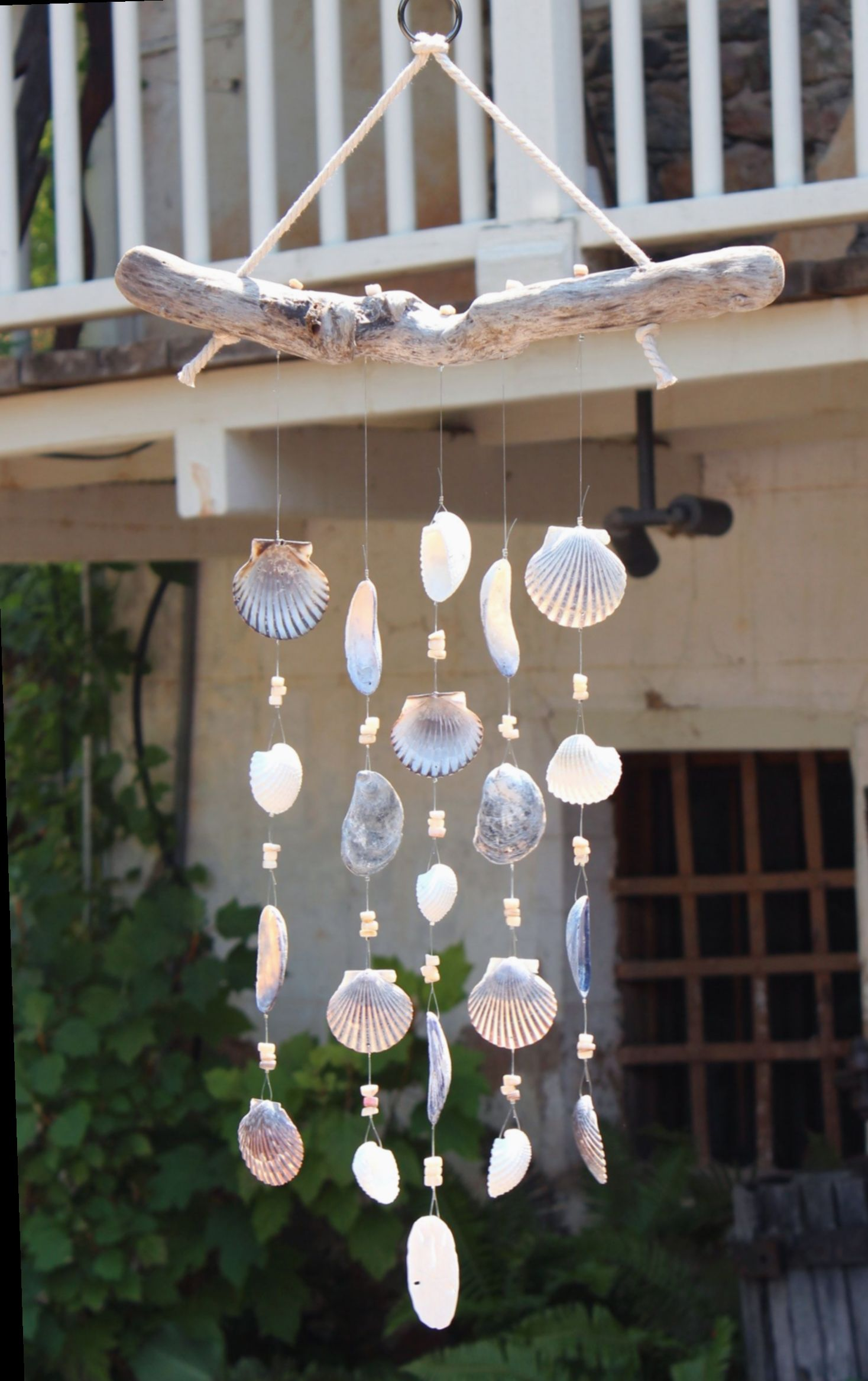 Diy Outdoor Art Wind Chimes Tiny Sustainabilityhouse Camping