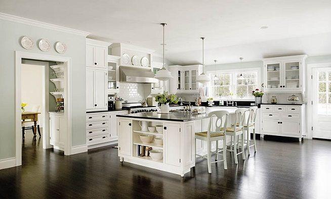 Cocinas vintage con muebles restaurados Cocinas vintage - Vintage - cocinas elegantes