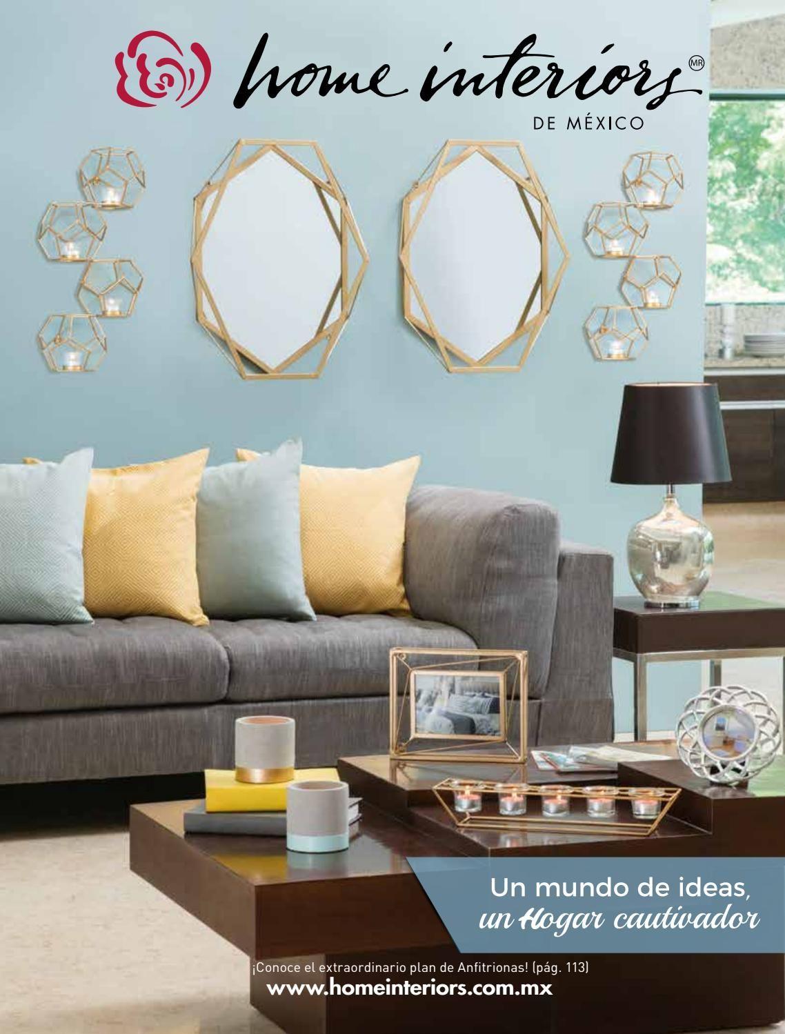 Home Interiors Catálogo De Decoración Septiembre 2017 By Miriam Villanueva Issuu