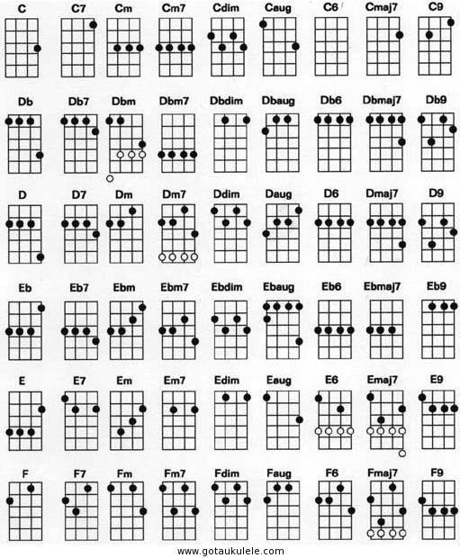 got a ukulele