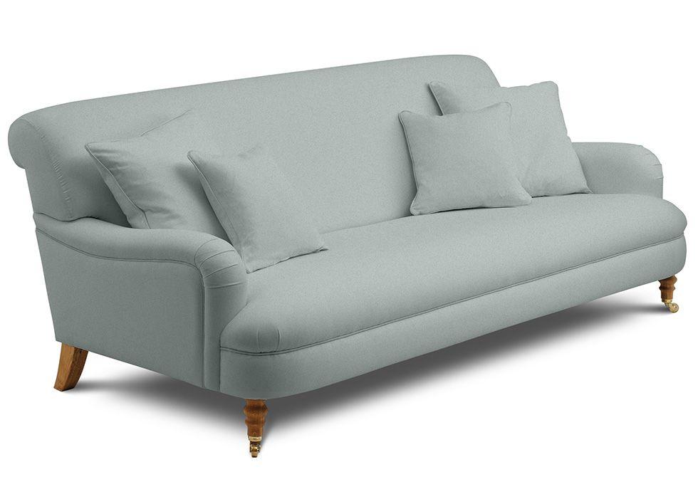 Holmfirth Sofa | Classic British Made Fabric Sofa | 3 seaters sofa ...