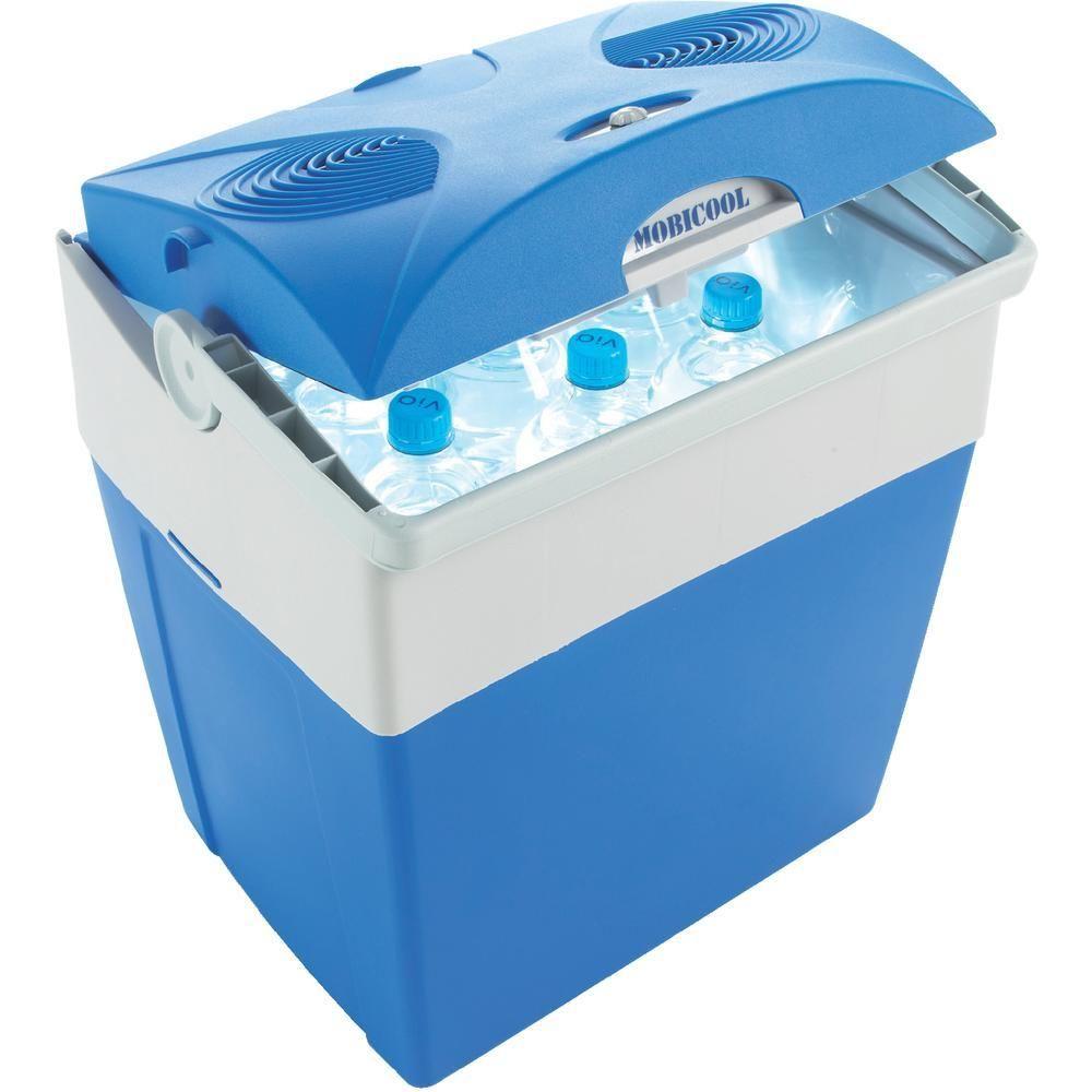Mobicool V30 Koelbox 29 L Thermo Elektrisch 12 V 230 V In De Conrad Online Shop 1171625 Koelbox Blauw Kamperen