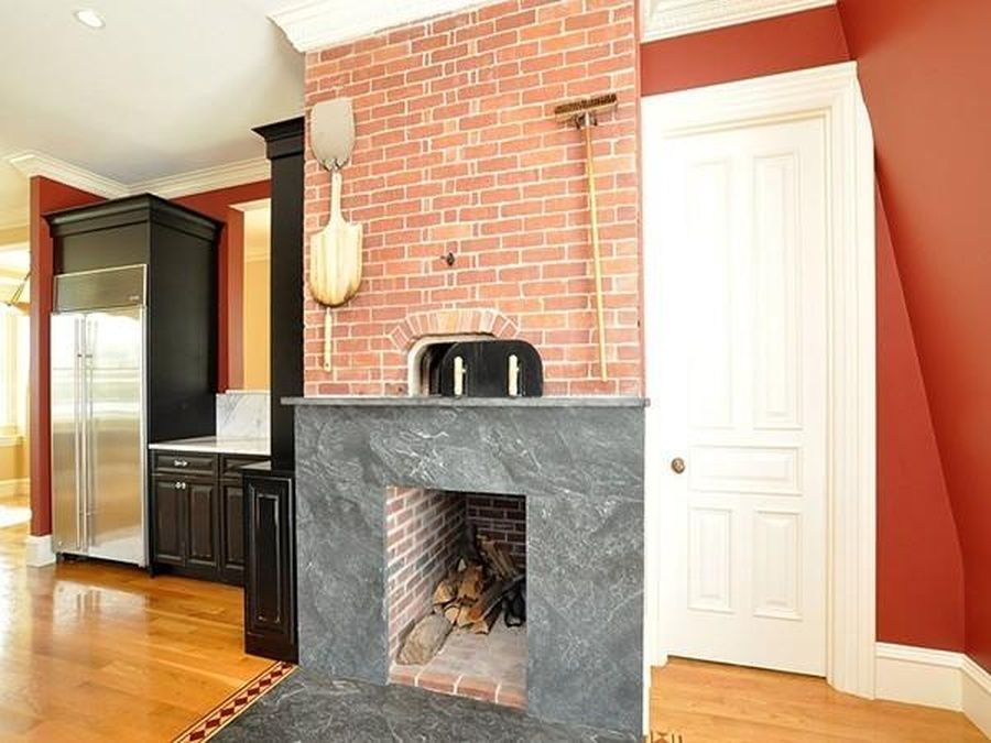 How much for a Southie penthouse with a brick oven