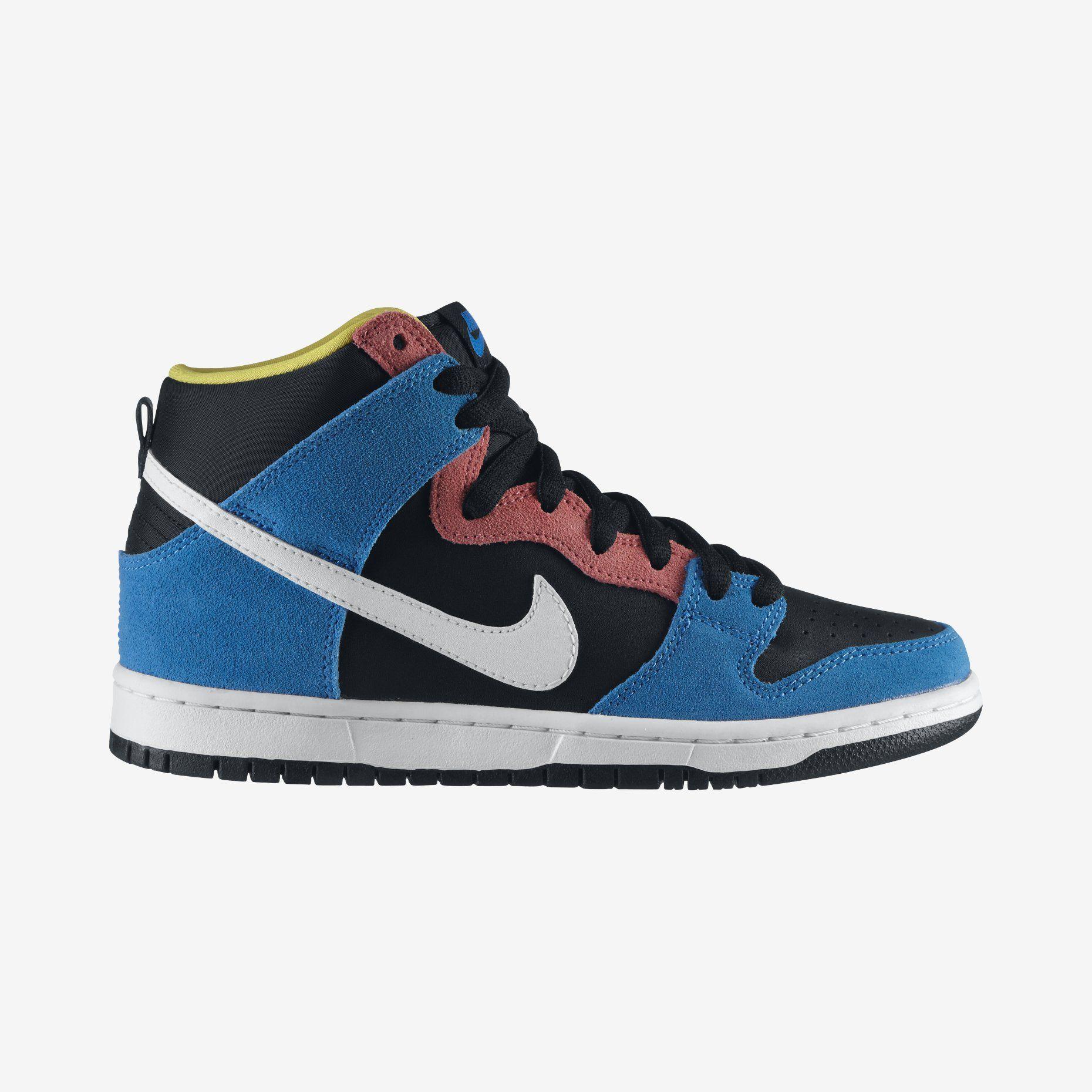 Nike Dunk High Pro SB Men's Shoe | Nike dunks, Shoes mens