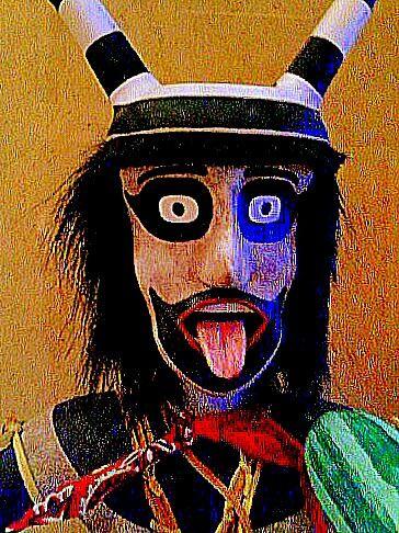 Southwest native american art clown native american art american southwest native american art clown publicscrutiny Choice Image