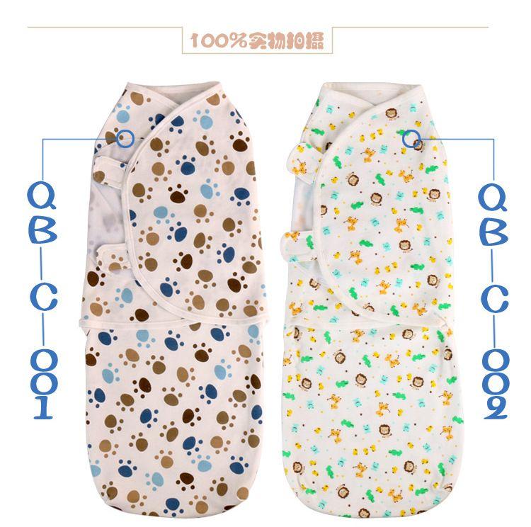 3d95573fb newborn baby swaddle wrap parisarc 100% cotton soft infant newborn ...