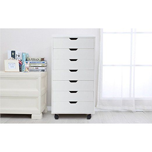 Best Amazon Com 7 Drawers Chest Storage Dresser Cabinet On 640 x 480