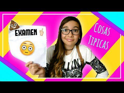 Cosas Que Todos Hacemos En Un Examen Lulu99 Youtube Lulu99 Youtube Videos De Cosas