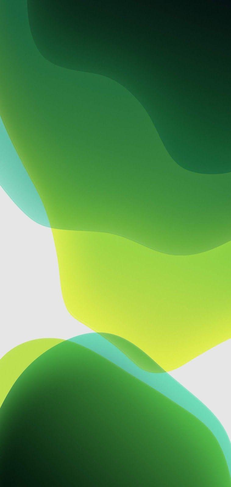 iOS 13 Wallpapers (8 colors) Обои андроид, Обои для