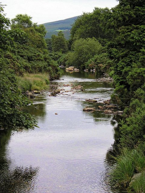 gleann dá loch, ireland