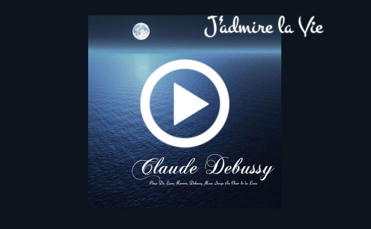 En écoute : Claude Debussy - Clair de Lune