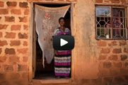 In Uganda, land is life. But in Mukono, Uganda, 1 in 3 widows will become a victim of property grabbing. When a widow's land is stolen, she does not have a home, food for her children or dreams for a future.    Watch how IJM Uganda has helped more than 650 widows and orphans recover their land since 2008. #InternationalJusticeMission