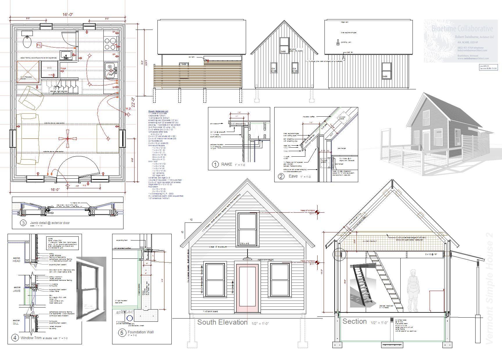 Magnificent 17 Best Images About Tiny House Plans Design Ideas On Pinterest Largest Home Design Picture Inspirations Pitcheantrous