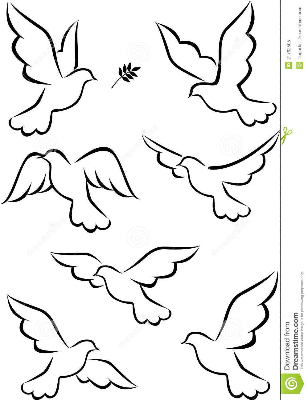 dove-symbol-21762505.jpg (999×1300) | Cu - Designs | Pinterest ...