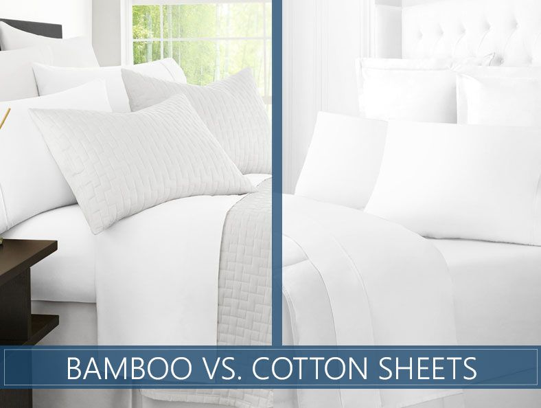 Cotton Vs Bamboo Sheets Which Ones Should You Buy In 2020