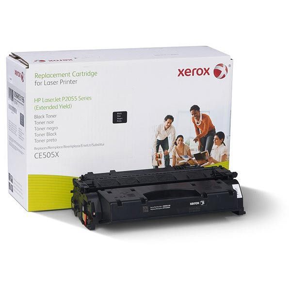 Xerox Remanufactured Extended Yield Toner Cartridge (Alternative for HP CE505X 05X)