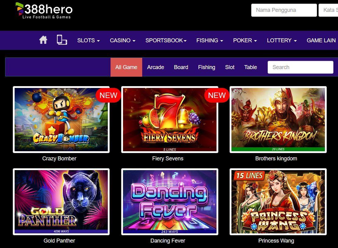 Pin On 388hero Situs Slot Online Deposit Pulsa Resmi
