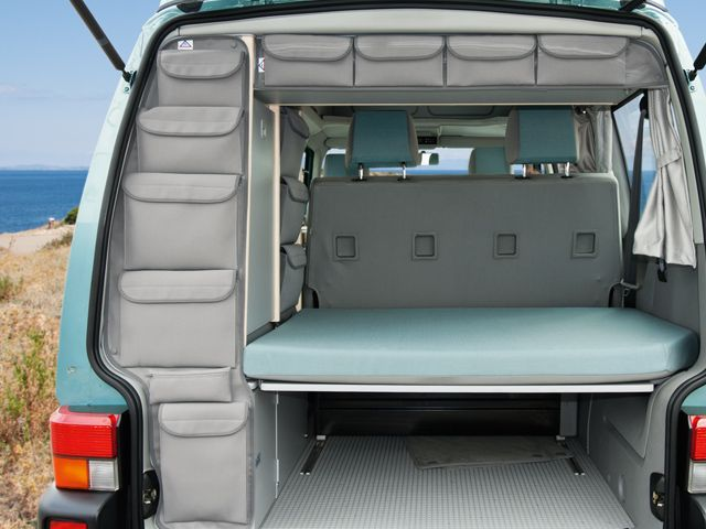 Utilities Vw T4 For Roof Storage Box And Rear Wardrobe Moonrock