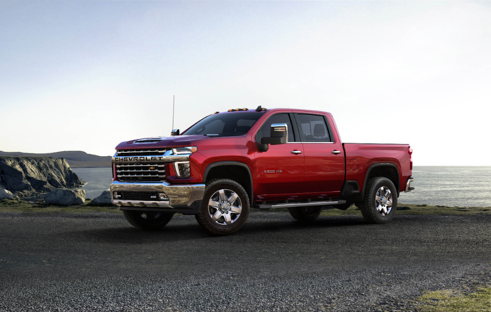2020 Chevrolet Silverado 2500hd And 3500hd Prices Released