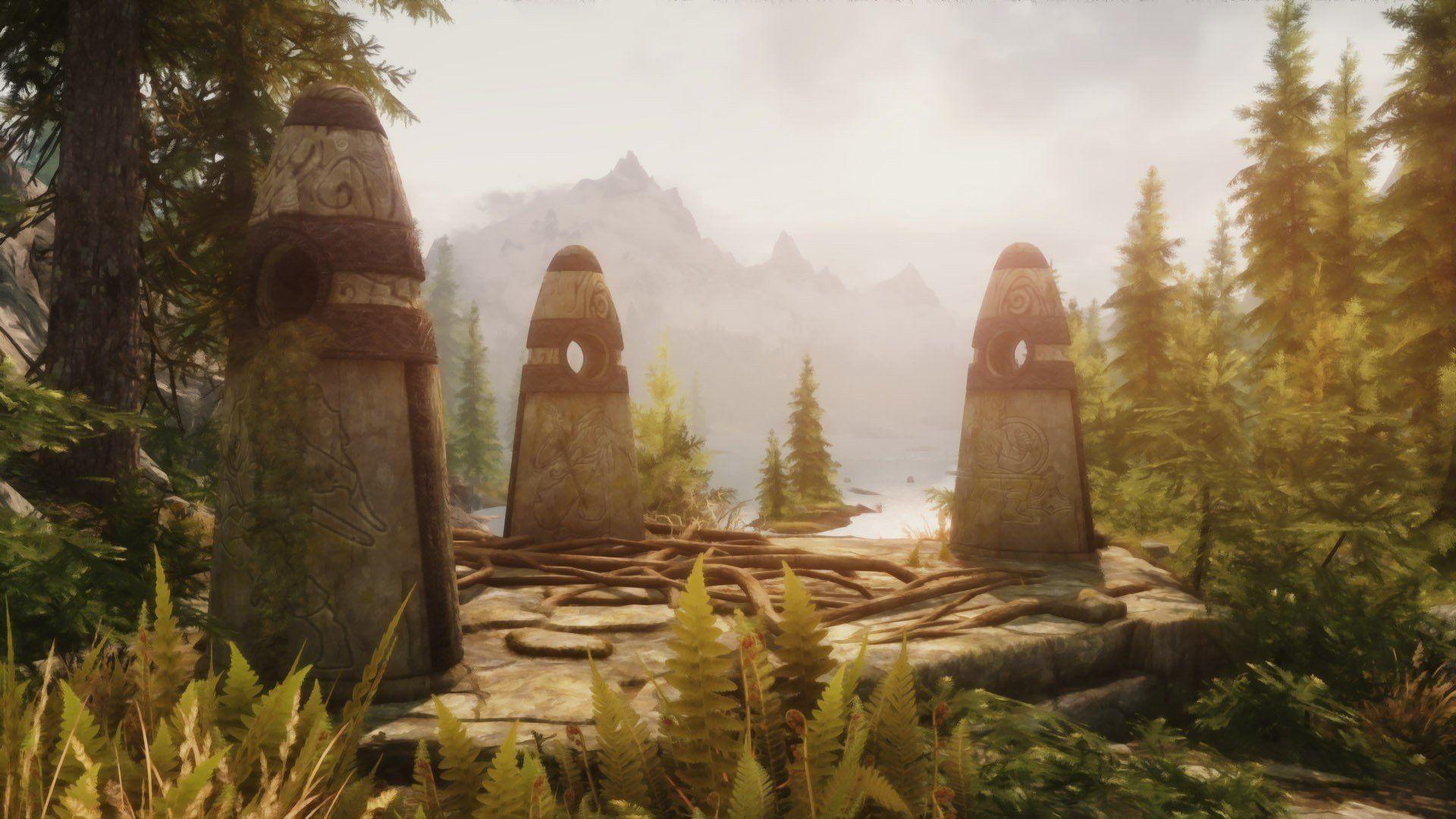 Fantasy Art The Elder Scrolls V Skyrim Wallpaper
