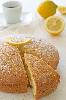 Photo of Torta limone e yogurt Le voglie sembrano pruriti il quale ha