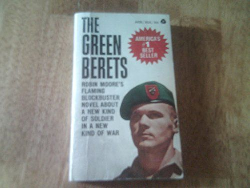abc008db88cf5 The Green Berets by Robin Moore http   www.amazon.com