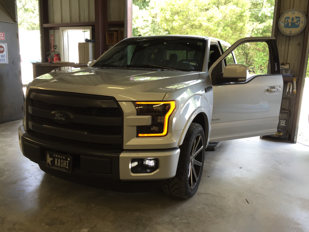2015 F150 Oem Led Headlights