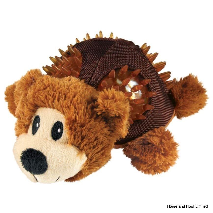 Kong Shells Bear Dog Toy Kong Dog Toys Dog Toys Tough Dog Toys