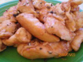 Easy Crock Pot Barbecue Chicken