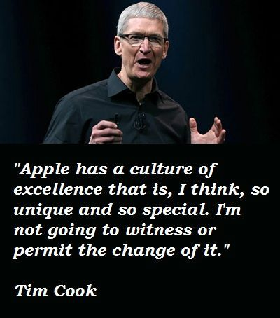 Bootstrap Business: Tim Cook Quotes