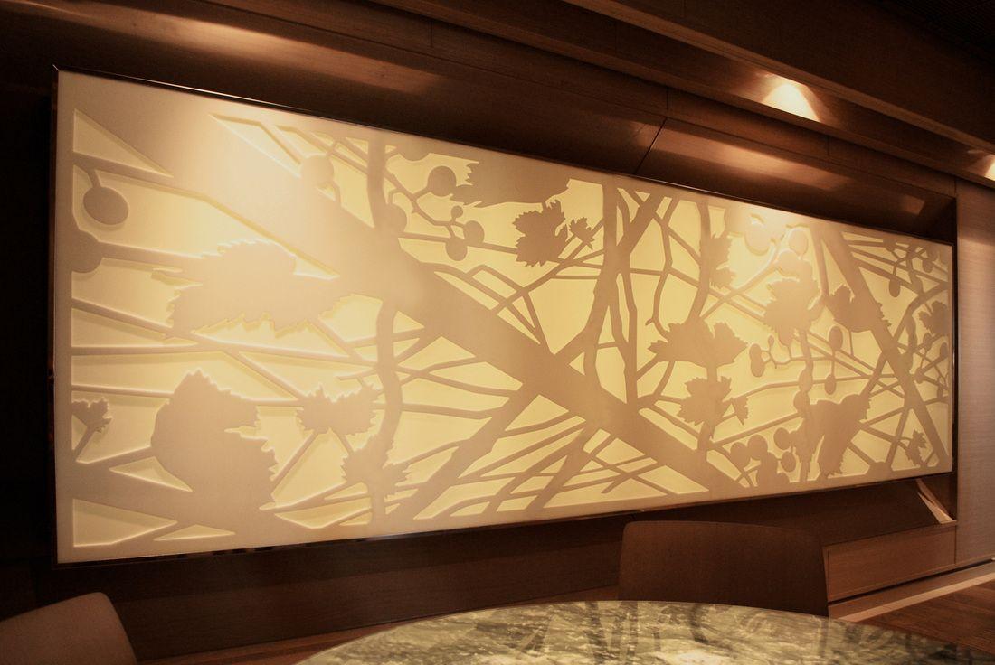 More of Grace & Webb\'s latest laser cut installations - Grace & Webb ...