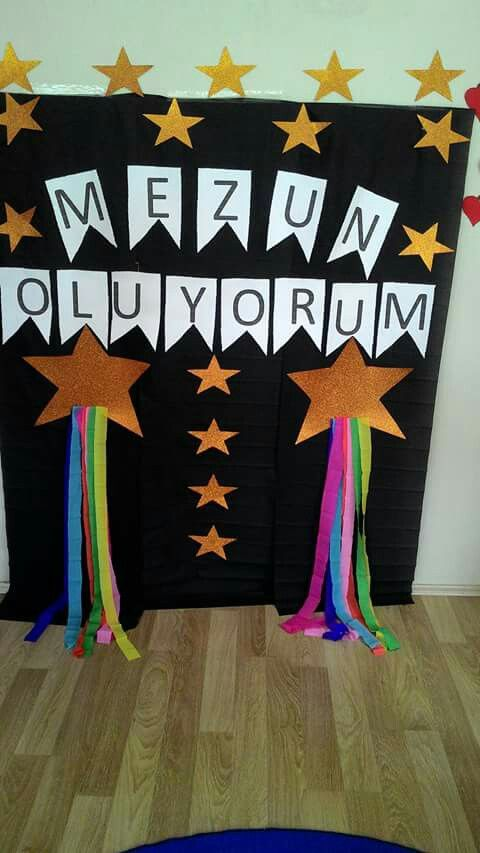 Preschoolgraduation Decoration Ideas