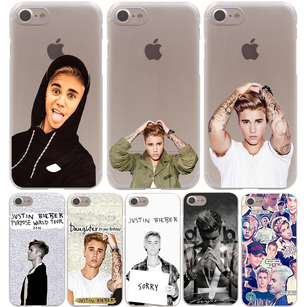 bieber coque iphone 7