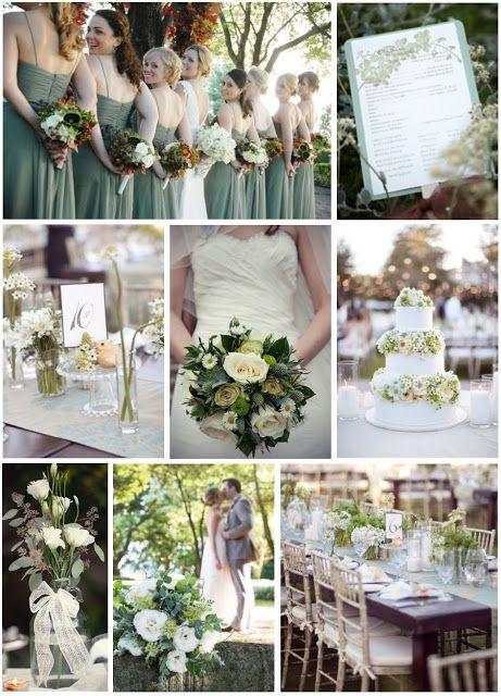 Weddings With Sage Green And Pumpkins Andri Wedding Design Blog Colour