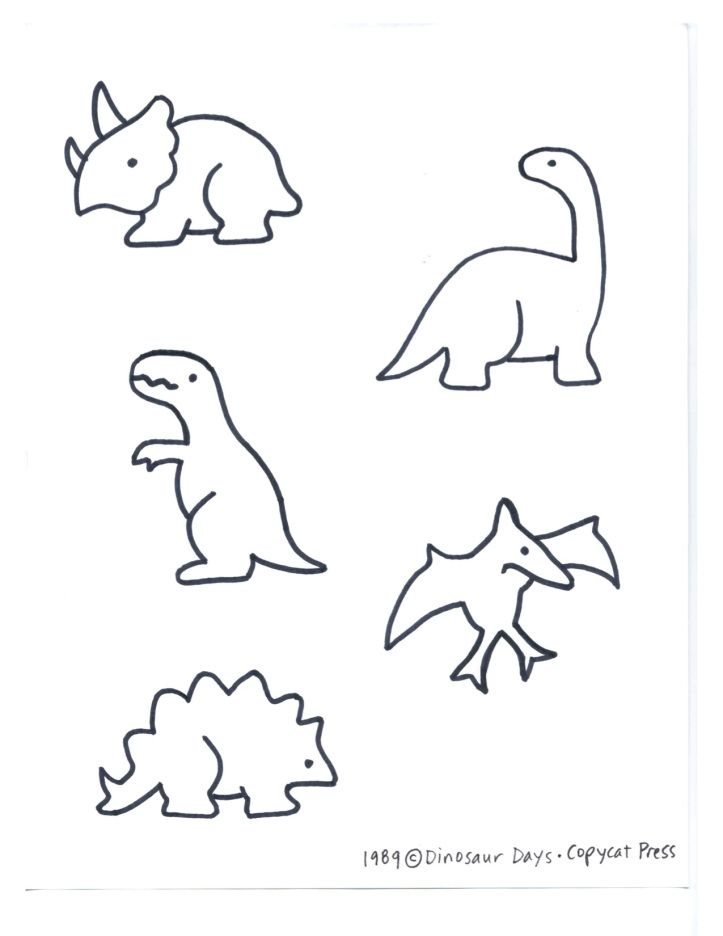 5 dinos clips and a great list of dinosaur day activities. The kids ...