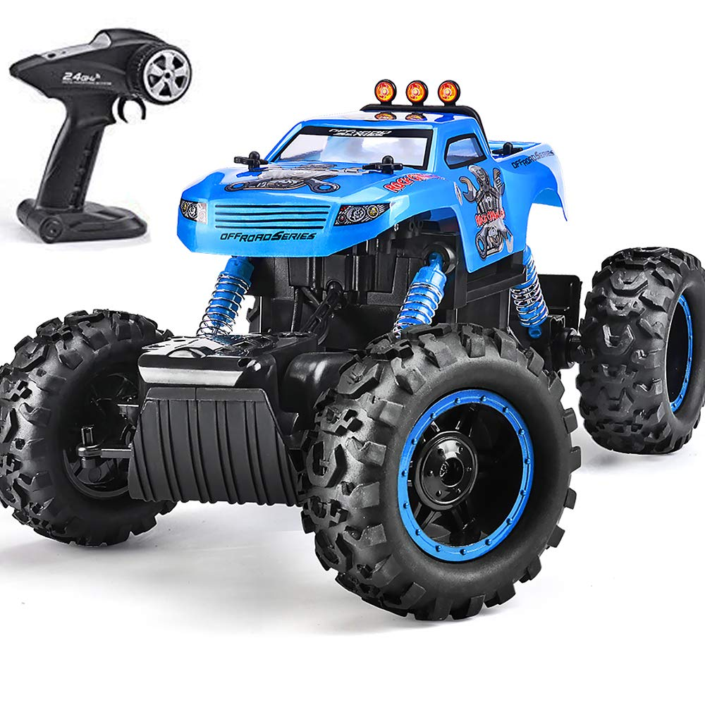 Azoplaza Com Nqd Remote Control Trucks Monster Rc Car 1 12 Scale Off Road Vehicle 2 4ghz Radio Remote Control Car 4wd High Speed Racing All Terrain Climbing Remote Control Trucks