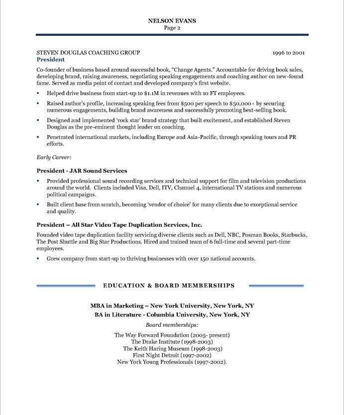 Free Resume Samples, Random Things