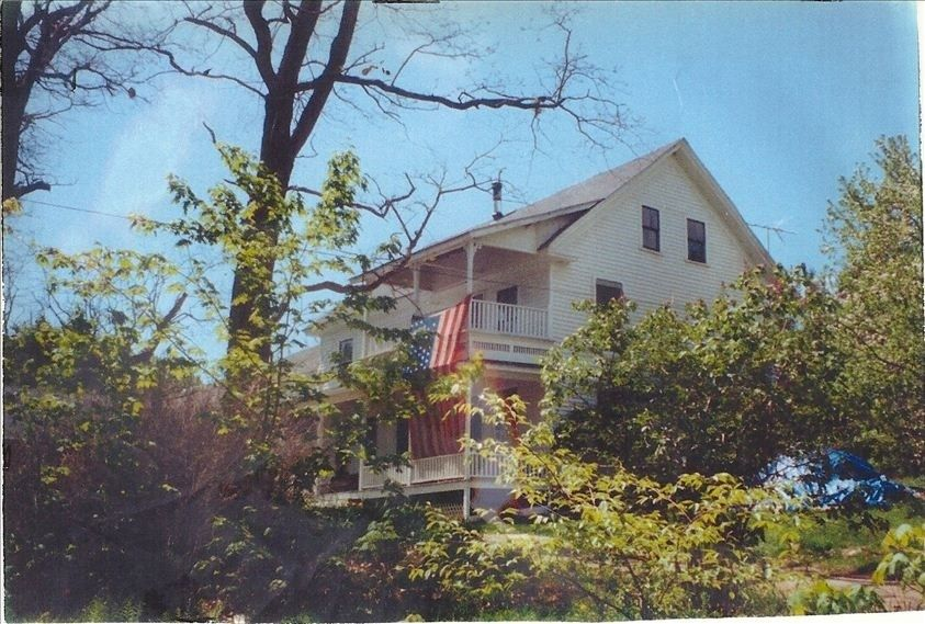 House vacation rental in sedgwick from vacation