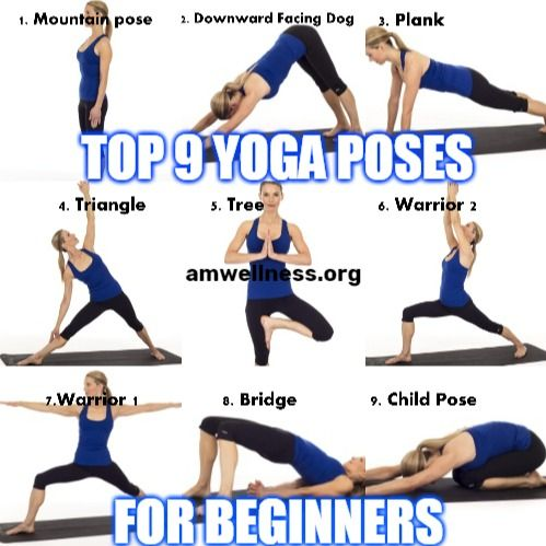 there are certain postures that is essential for you to