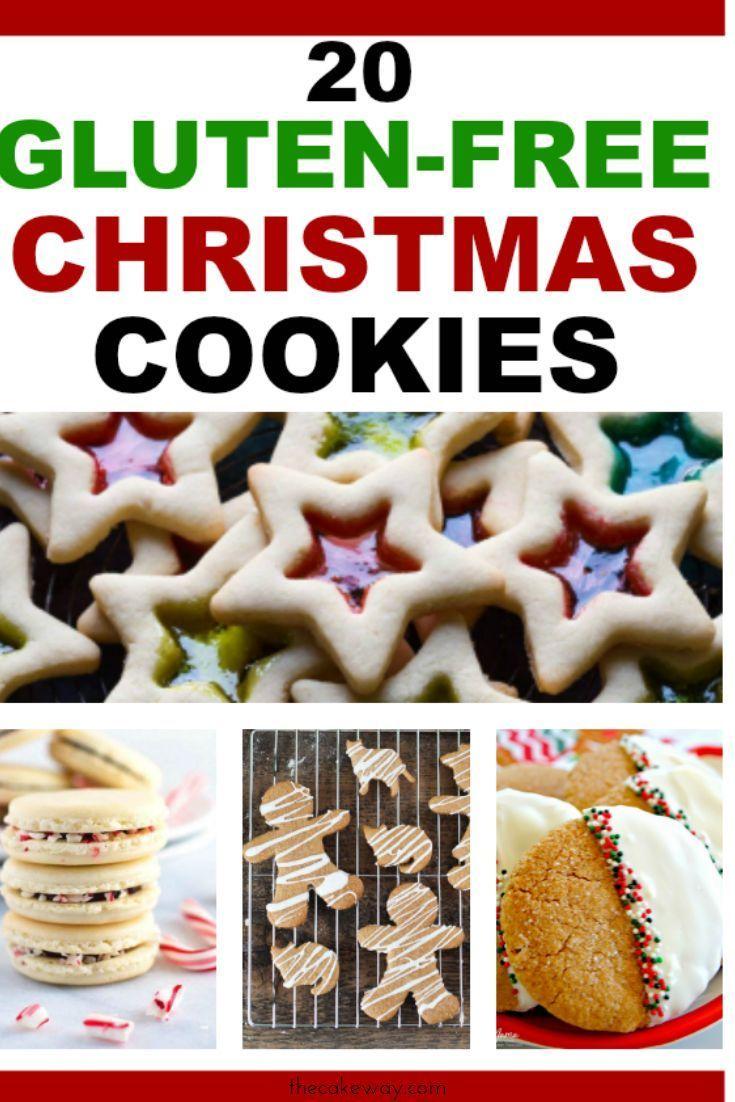 20 Gluten Free Christmas Cookie Recipes Baking Resources Gluten