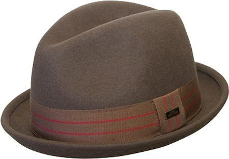 396bdec3c Pin by Anet Reza on Fedoras | Hats, Stylish hats, Trilby hat