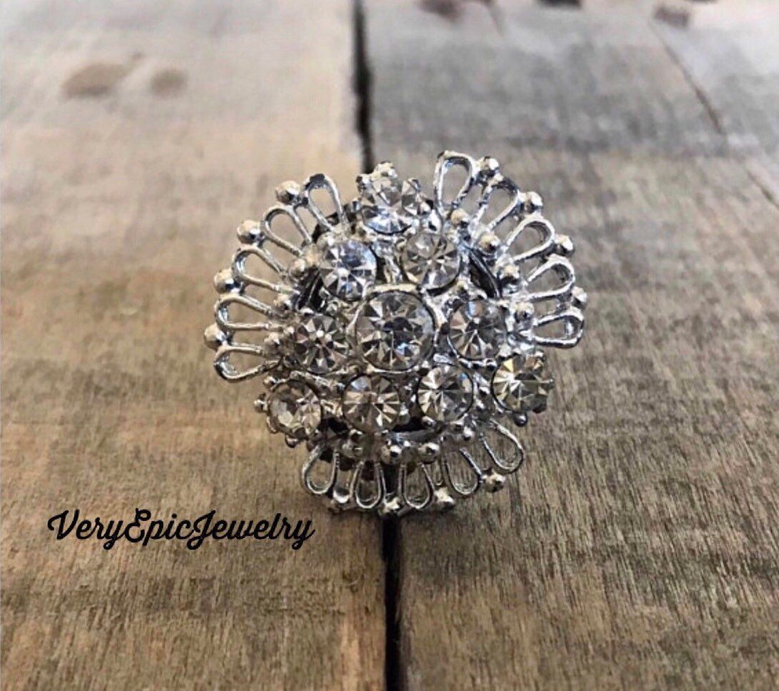 Fashion style Assemblage rings for lady