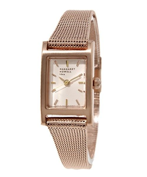 MARGARET HOWELL WOMENS  SQUARE WATCH